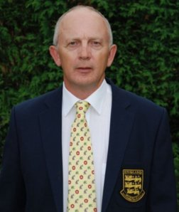 Paul Angell, Captain of Team England Fly Fishing