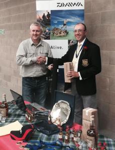 Robert Brown Individual Winner - Gold