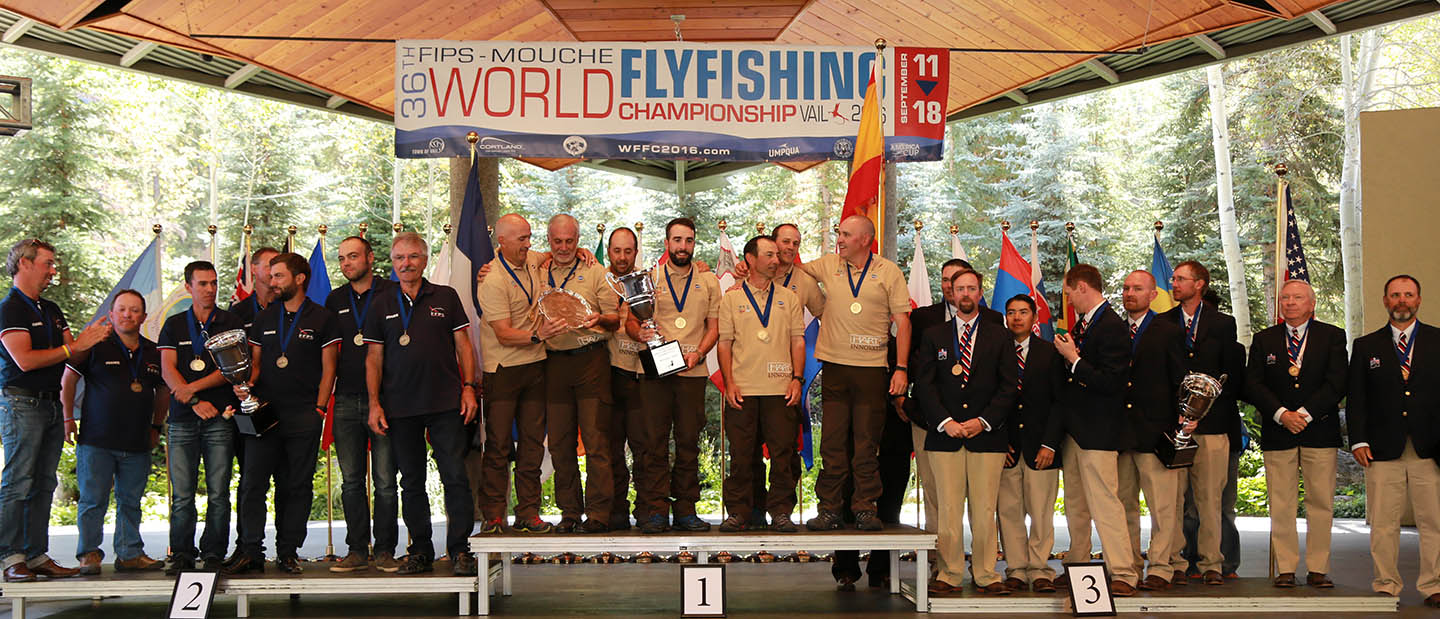 World angling trust team england fly fishing for Fly fishing team usa